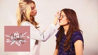 Binky Felstead's 50s Pin Up Style Makeup | Binky Felstead