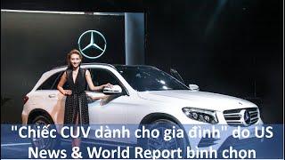 Chi Tiết Mercedes GLC 300 4MATIC Xe Sang CUV Tốt Nhất 2019 Giá 2,2 tỷ