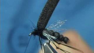 Tying the Detached Bodied Hawthorn Fly by Davie McPhail