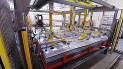 Ferroplan - Muovilevyjen automaattinen varastointijärjestelmä