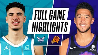 HORNETS at SUNS | FULL GAME HIGHLIGHTS | February 24, 2021