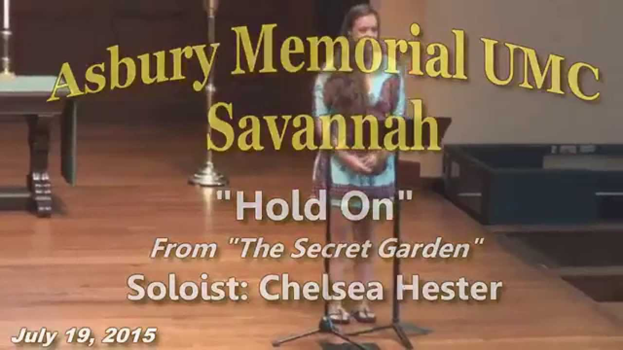 Hold On From The Secret Garden Youtube