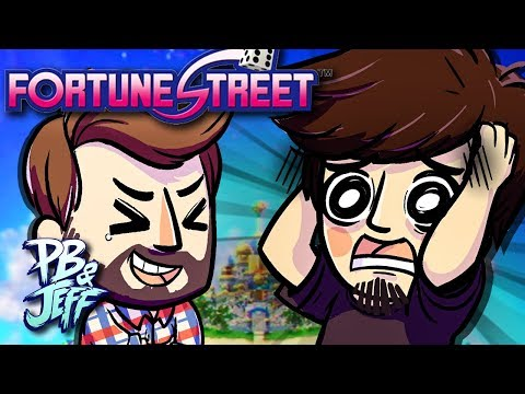 IN THE NEGATIVE! - Fortune Street w/ Yungtown (Part 2)