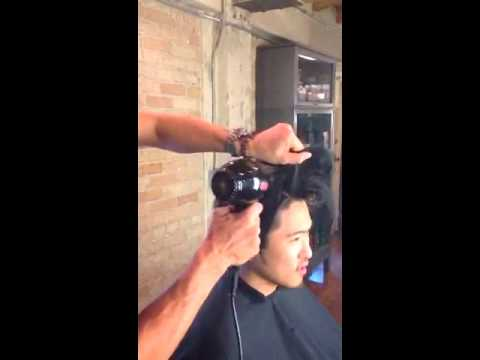 Beck - Devil's Hair Cut By Jason Schneidman