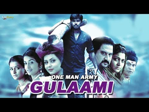 One Man Army Gulaami | SuperHit Dubbed Movie | Namitha, Pa. Vijay
