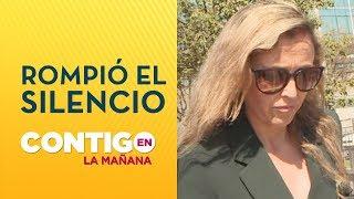 ¡EXCLUSIVO! Abogada de Felipe Rojas habló con Contigo en La Mañana