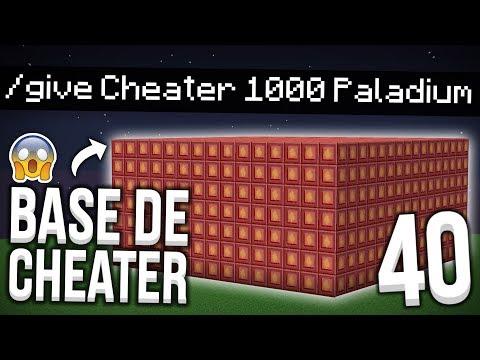 ON A TROUVÉ LA BASE D'UN CHEATER ! - Episode 40 | Admin Series - Paladium