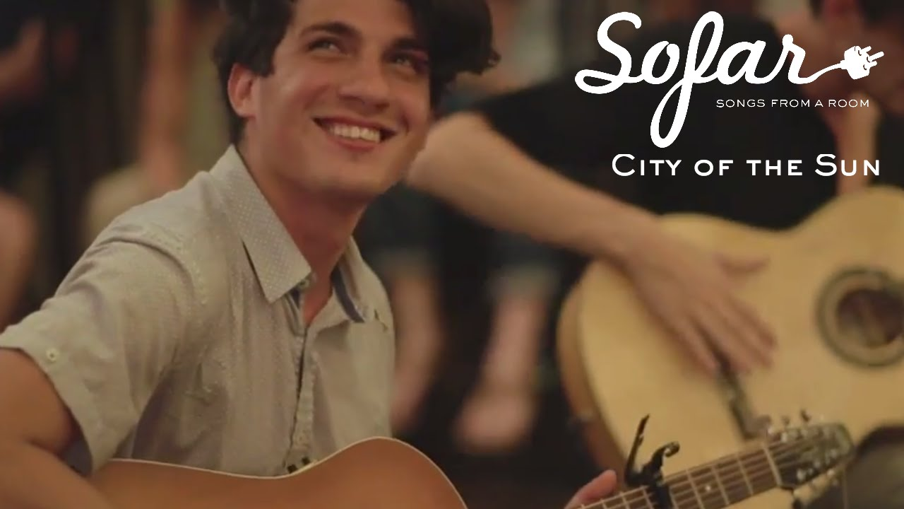 Download City of the Sun - Intro (The xx Cover) | Sofar NYC