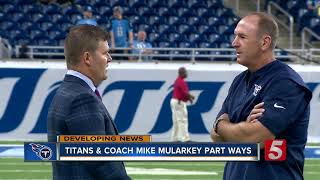 Titans, Mike Mularkey Part Ways After Failure To Reach Agreement