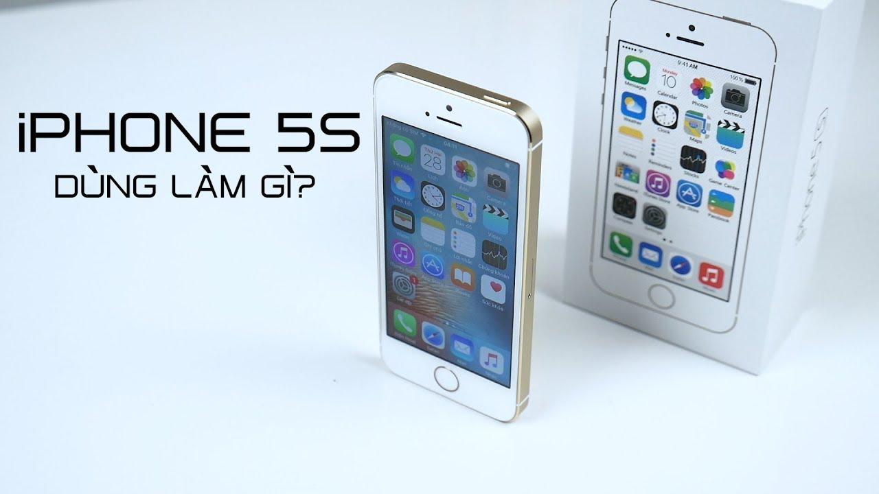 iPhone 5S chưa active quá rẻ nhưng mua để làm gì?