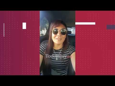 La Pumita y un mensaje especial: Quiero compartir con todo Jujuy el título