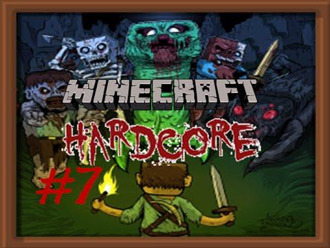 Minecraft Hardcore Ep 7 - Grand Design failures