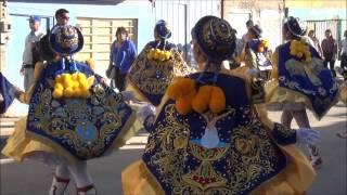 La Tirana, Diablada de Alianza, mudanza 2014 HD