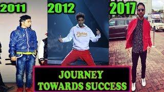 Raghav The Slow motion King of Dance