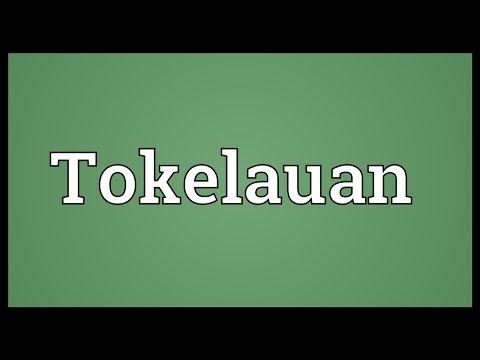 Tokelauan Meaning