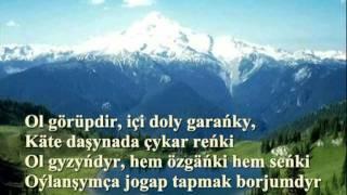 Goşgy Sowal Jogap Kerim Gurbannepesow Ses Juma Ýazmyradow
