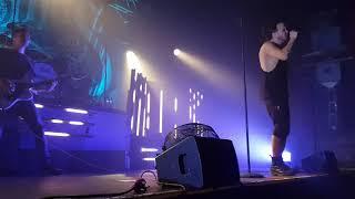 The Rasmus - Nothing + Funeral Song  Dark Matters Tour - Köln 20.11.17