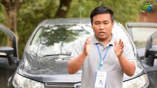A Virtual Awareness Video on Intervillage Road Connecting To Myanmar