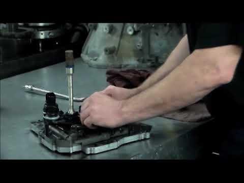 42RLE/VLP Valvebody Overhaul & Install