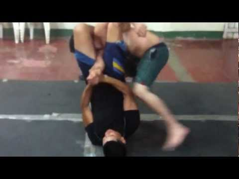 Flying Armbar - Nicaragua Sports Ministry