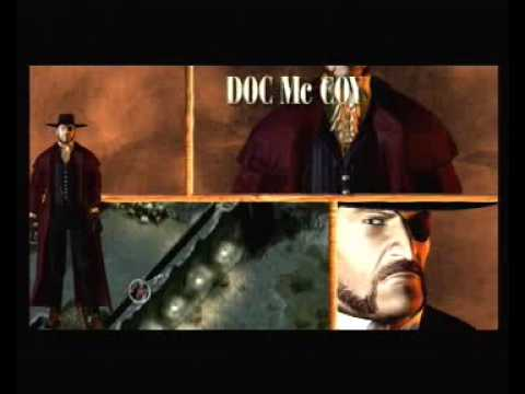 Desperados: Wanted Dead or Alive - Trailer (Final Rolling Demo)