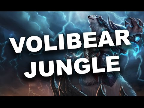 League of Legends - VoliBear Jungle Full Game Commentary Season 6
