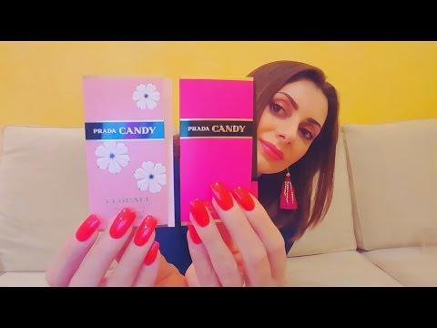 Обзор ароматов от бренда PRADA (Запрос)