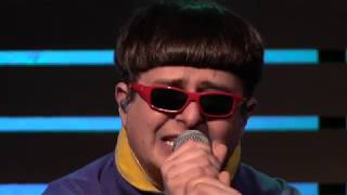 Oliver Tree - Alien Boy [Live In The Lounge]