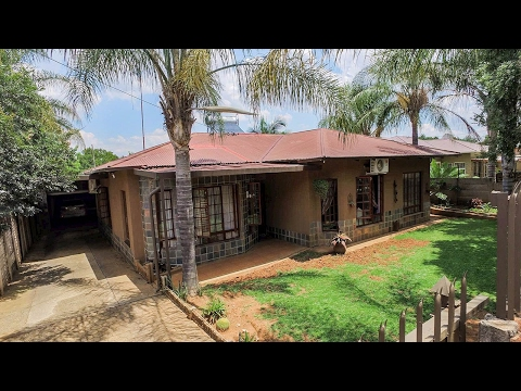 3 Bedroom House for sale in Gauteng | Pretoria | Pretoria West | Mountain View | 629 Iv |