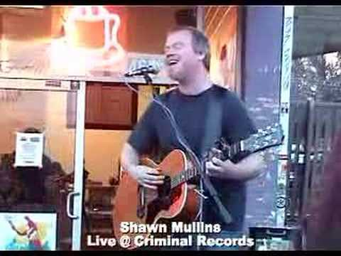 Shawn Mullins - live @ Criminal Records