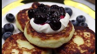 How to Make Syrniki (Russian Cheese Pancakes)