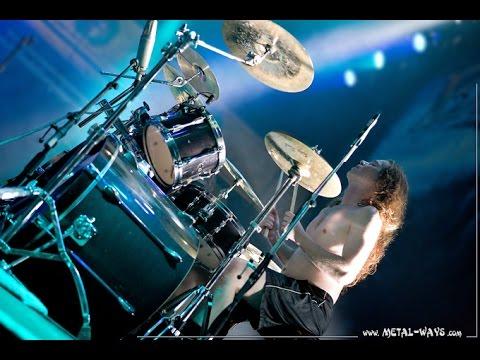 Ariën van Weesenbeek Drum Solo Full HD - Teatro Metropólitan 13/09/2014 México, D.F.