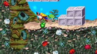 Crash Bandicoot - The Huge Adventure - How to get the Green Gem - User video