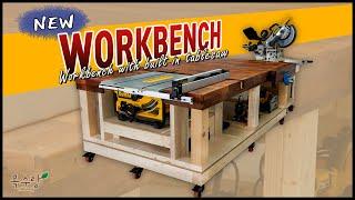 워크 벤치 만들기 Workbench With Built…