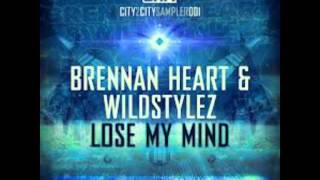 Brennan Heart & Wildstylez - Lose my Mind (DJ Middle Radio edit)