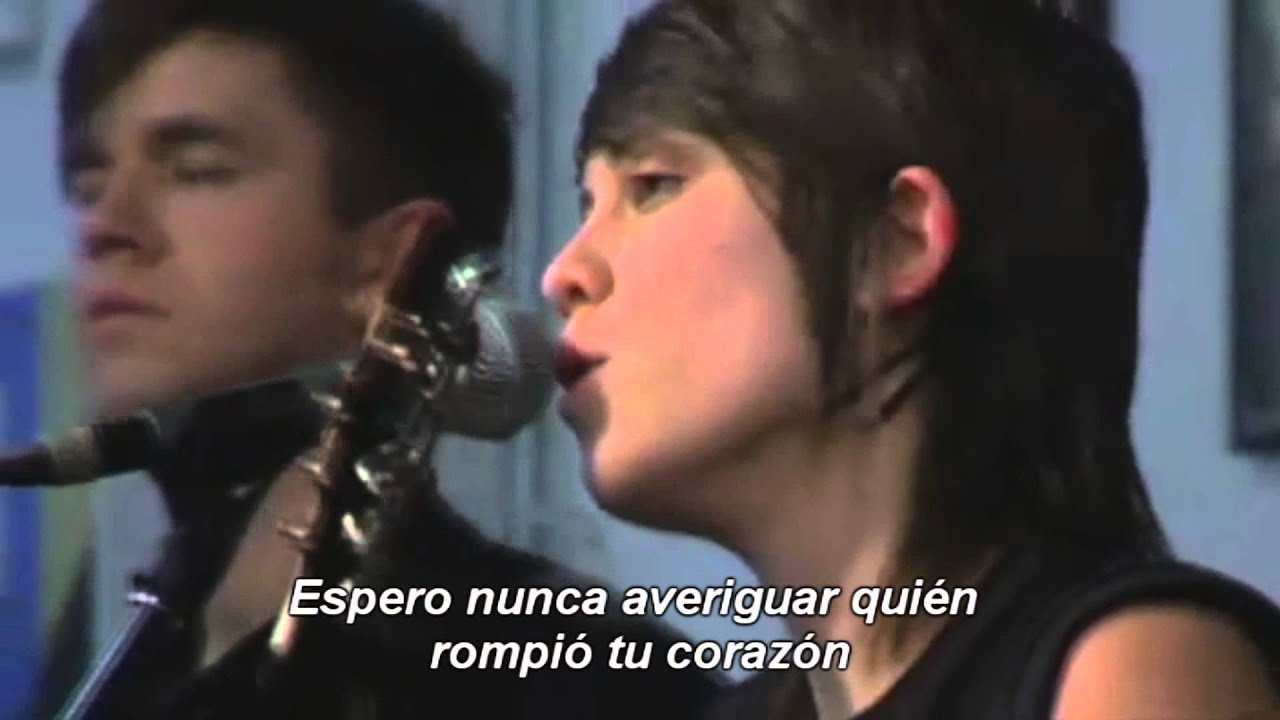 Tegan And Sara: Living Room Live (subtitulos En Español) Part 6