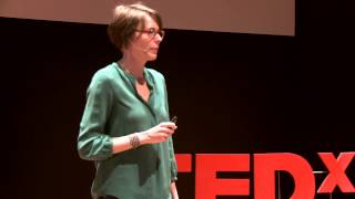 The Crying Game: Kate Nicholson at TEDxGoldenGatePark