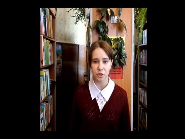 Изображение предпросмотра прочтения – ПолинаВобликова читает произведение «Нас двадцать миллионов» Р.Г.Гамзатова