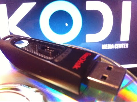 PART ONE ... How To INSTALL KODI TV ON A USB FLASH DRIVE ( Os To Usb)
