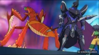Bakugan Tatsuya vs Masquerade AMV