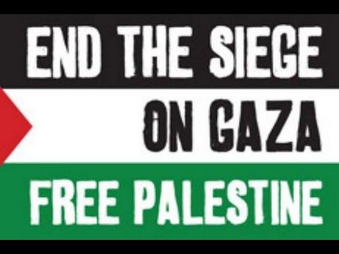 Black Oil - Eyes Of Gaza + Cronología del conflicto entre Israel y Palestina