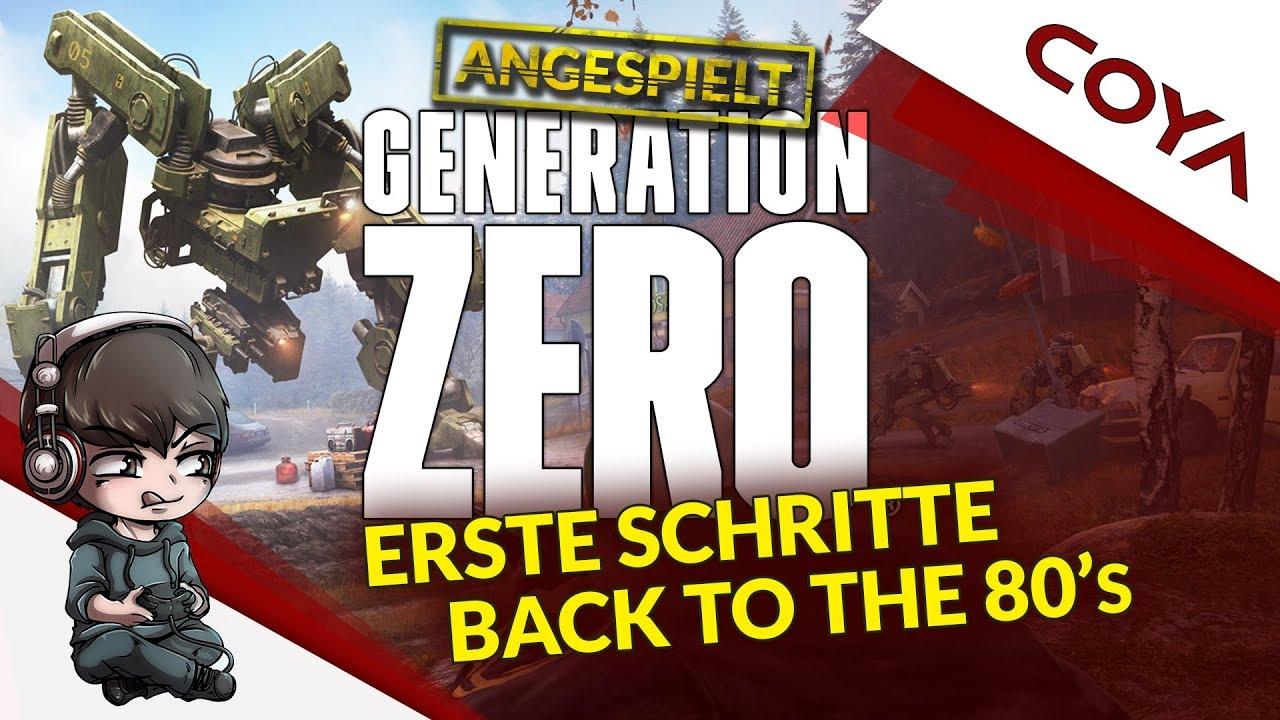 Download GENERATION ZERO • DIE ERSTEN SCHRITTE! - Generation Zero Gameplay Deutsch, German - Angespielt