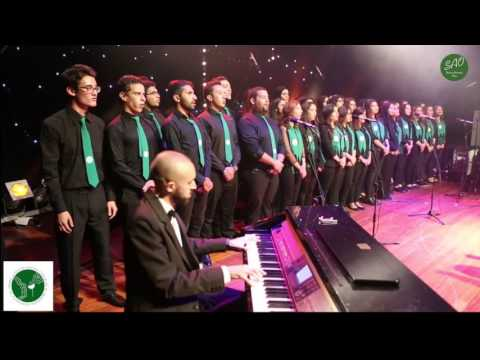 Voices United Choir Al Akhawayn 2016