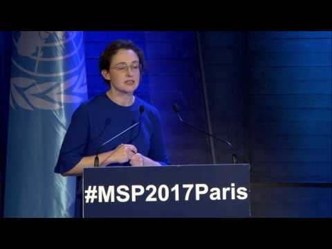 #MSP2017Paris: Session 5 - The connection between MSP and Global Ocean Governance goals
