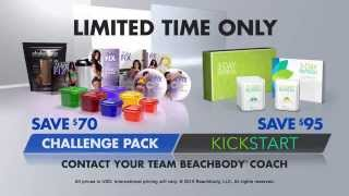 21 Day Fix and Shakeology / KICKSTART Challenge Pack Offers – LIMITED TIME ONLY