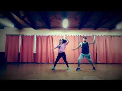 Danny Ocean - Me Rehúso Zumba Fitness Coreografia 2017