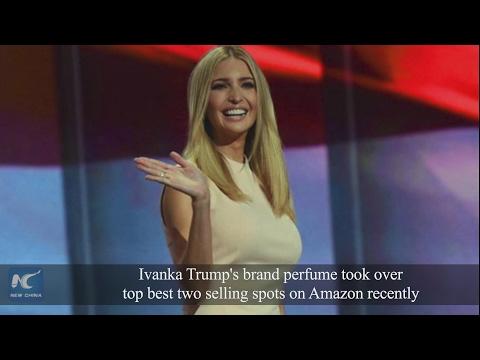 Ivanka Trump S Perfume Becomes Best Seller On Amazon Youtube,Dark Wood Bedroom Sets King