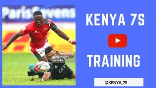 KENYA RUGBY 7S ★ TRAINING [PART 3] ★ 2018