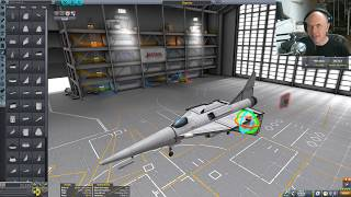 Building the XB-70 Valkyrie - Kerbal Space Program Livestream thumbnail