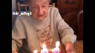 ШОК! Бабушке исполнилось 102 года!😂